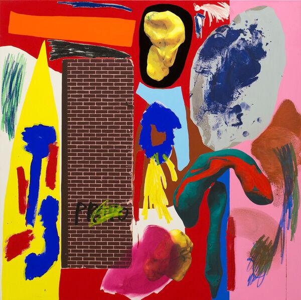 Jannis Varelas, 'The Yellow Comet', 2017