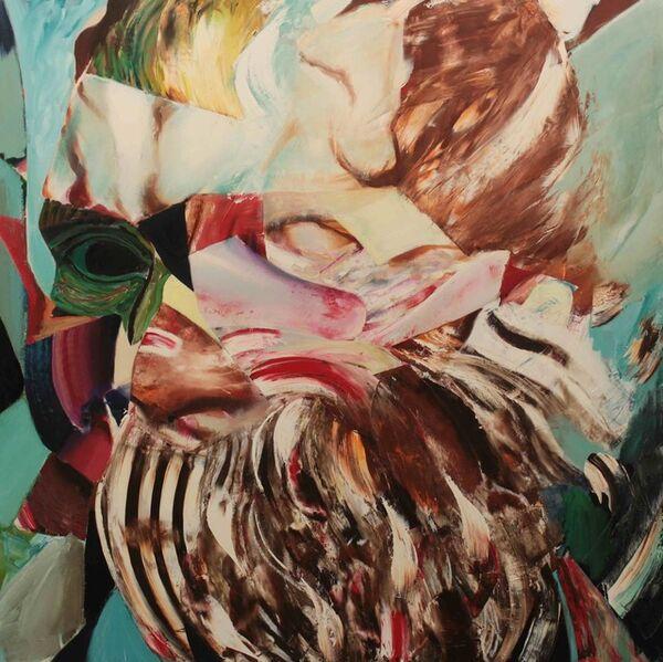 Adrian Ghenie, 'Vincent as Old', 2016