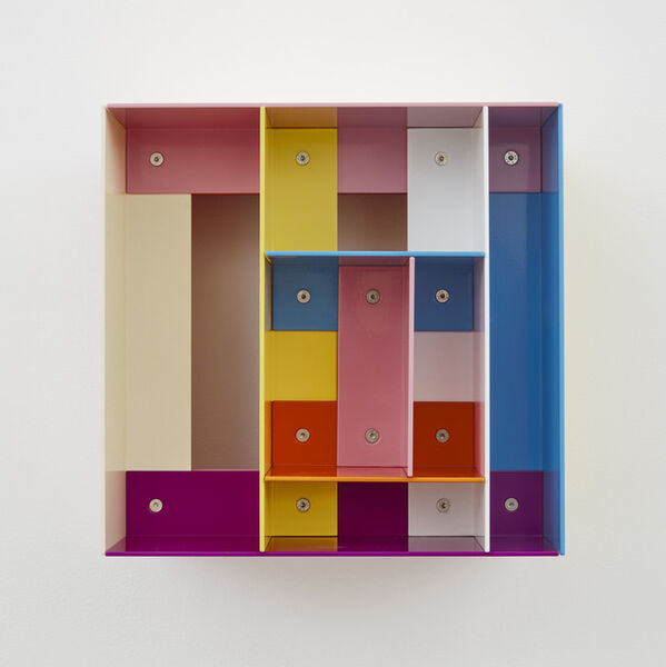 Liam Gillick, 'Integrated Wall Complex', 2020