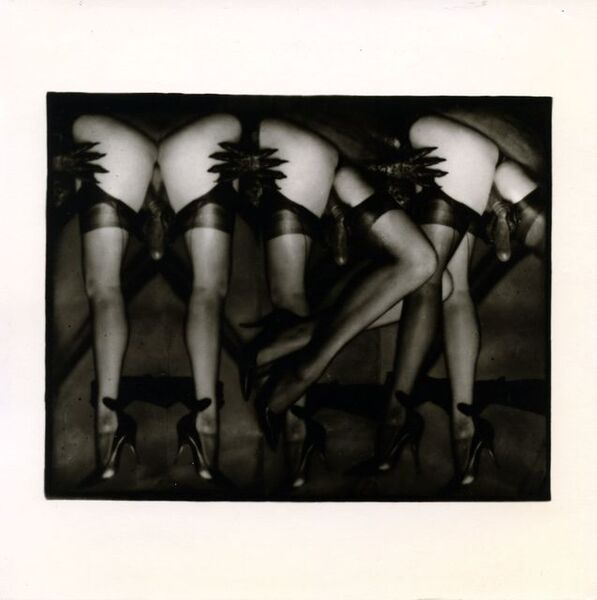 """Pierre Molinier, 'Introit (Photo-Montage pour """"Le Chaman et ses créatures"""")'"""