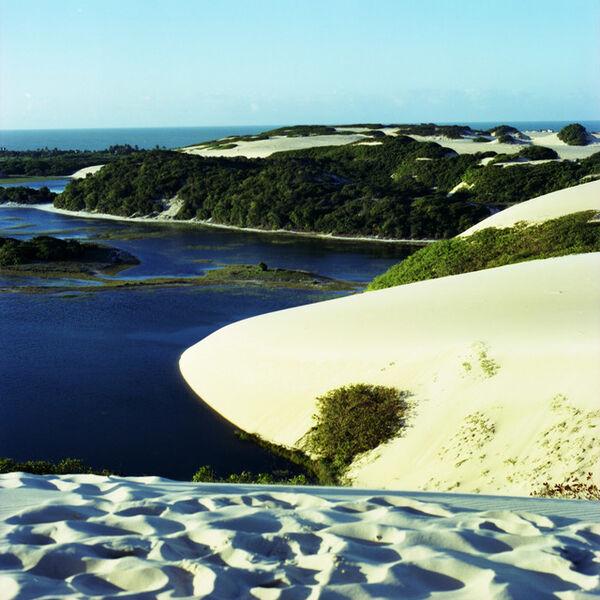 Amie Potsic, 'Natal, Brazil – Dunes', 2010