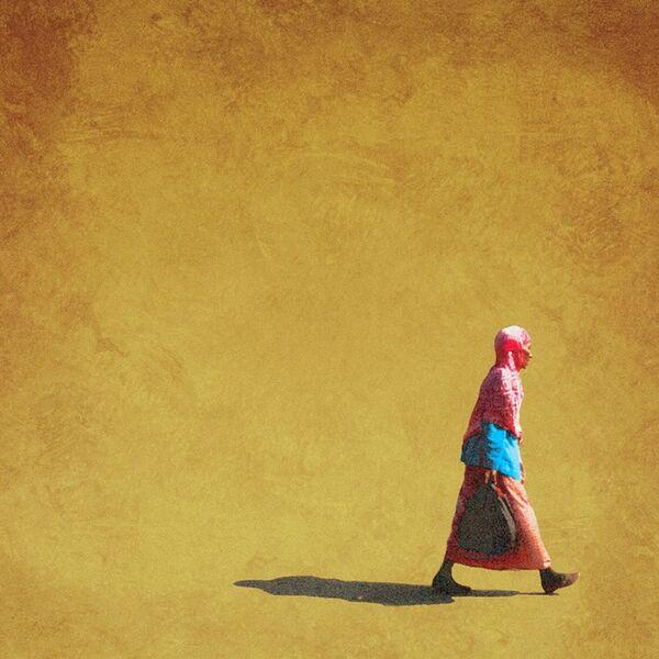 Girma Berta, 'Moving Shadows XI', 2016