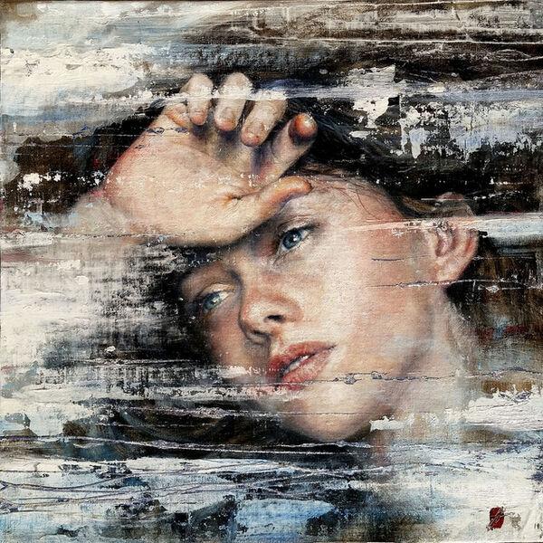 June Stratton, 'Winter', 2018