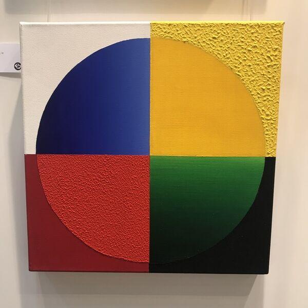 Peter Kalkhof, 'Colour Space Texture', 2012
