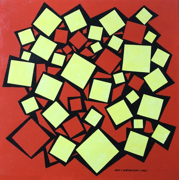 José Pedro Costigliolo, 'Untitled', 1972