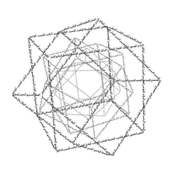 Lulwah Al Homoud, 'Rotating cubes 1,2,3', 2013