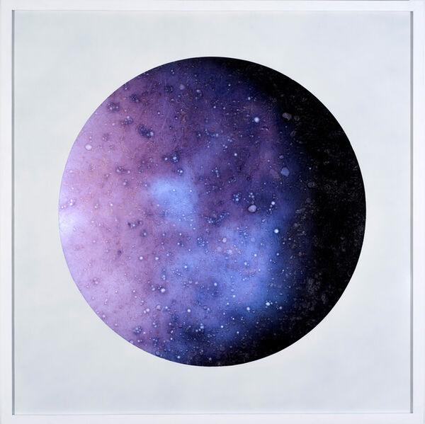 Douglas White, 'Dark Moon', 2018