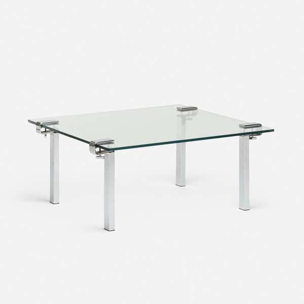 François Arnal, 'T9 coffee table', c. 1970