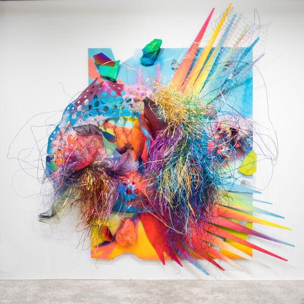 Arne Quinze, 'Franklina', 2016