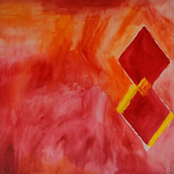 Kimber Smith, 'Firemaze', 1971