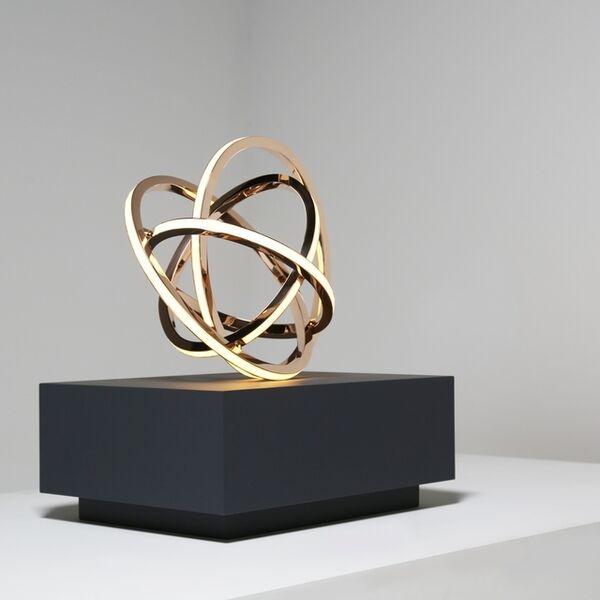 Niamh Barry, 'Falling II, Light Sculpture', 2015