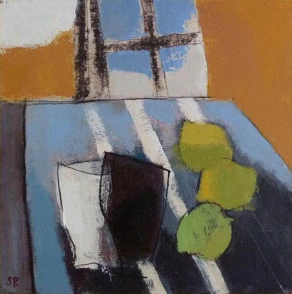Sarah Picon, 'Nature Morte aux 3 Citrons', 2012