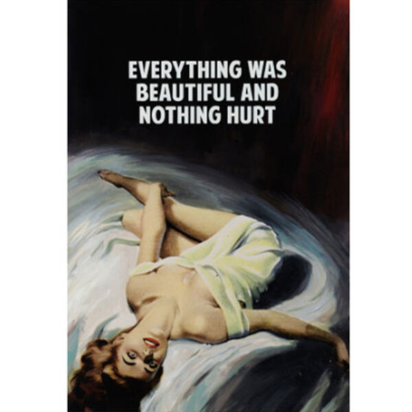 The Connor Brothers, 'Everything Was Beautiful and Nothing Hurt ', 2015