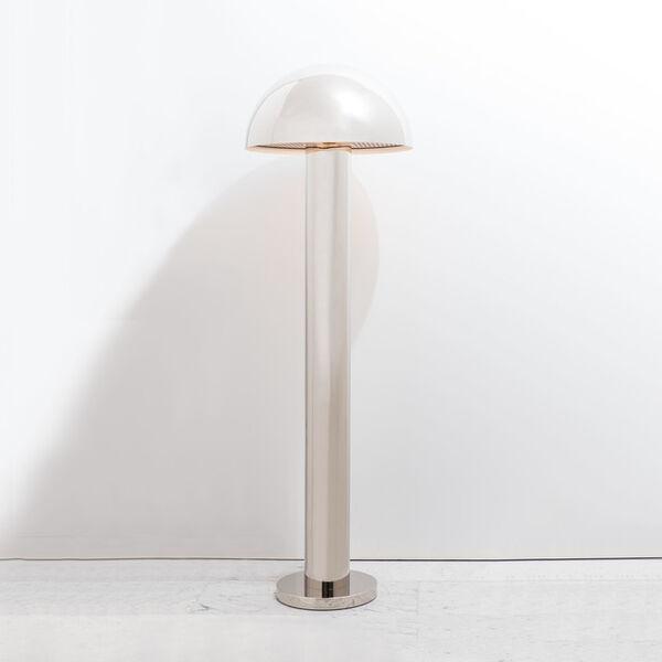 Karl Spring LTD, 'Karl Springer LTD, Polished Nickel Mushroom Floor Lamp, USA, 2016', 2016