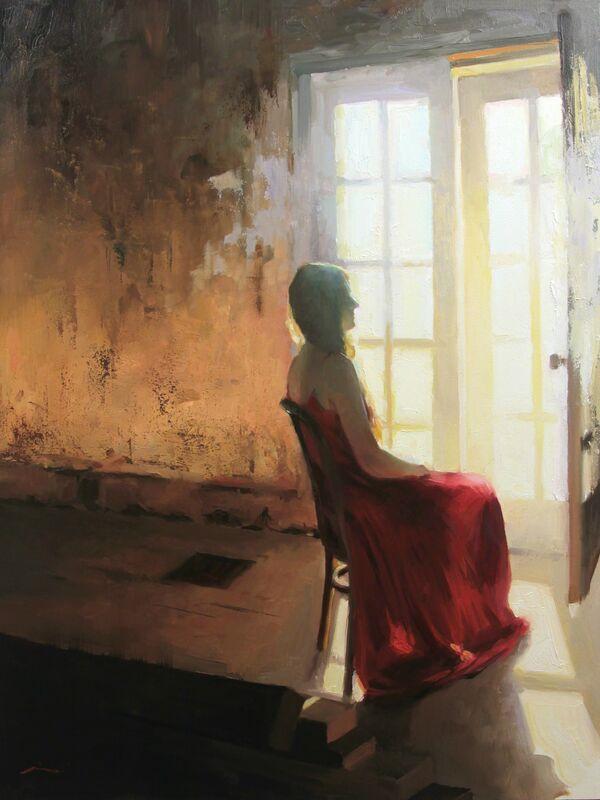 Mia Bergeron, 'Mantra', 2015, Painting, Oil, Gallery 1261