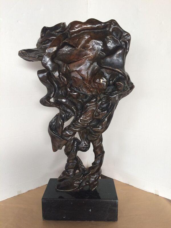"Salvador Dalí, 'FAUN (aka ""MAN – HEAD – HORNS"")', 1973, Sculpture, Bronze Edition of 199 Plus 19 Proofs, Robin Rile Fine Art"