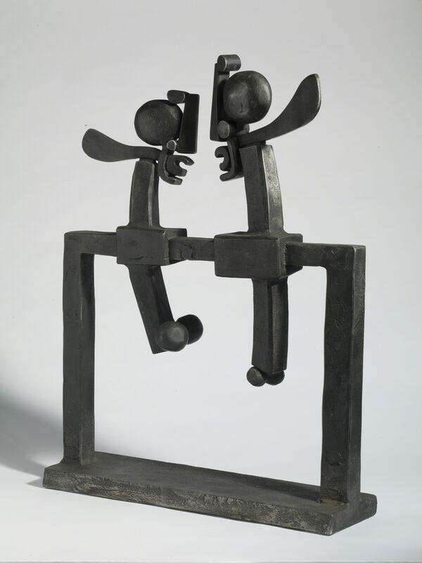 Geoffrey Clarke, 'Towards a Constant', 1985, Sculpture, Aluminium, Pangolin London