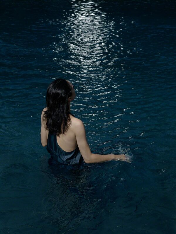 Tania Brassesco & Lazlo Passi Norberto, 'Moon Symphony', 2019, Photography, Segolene Brossette Galerie