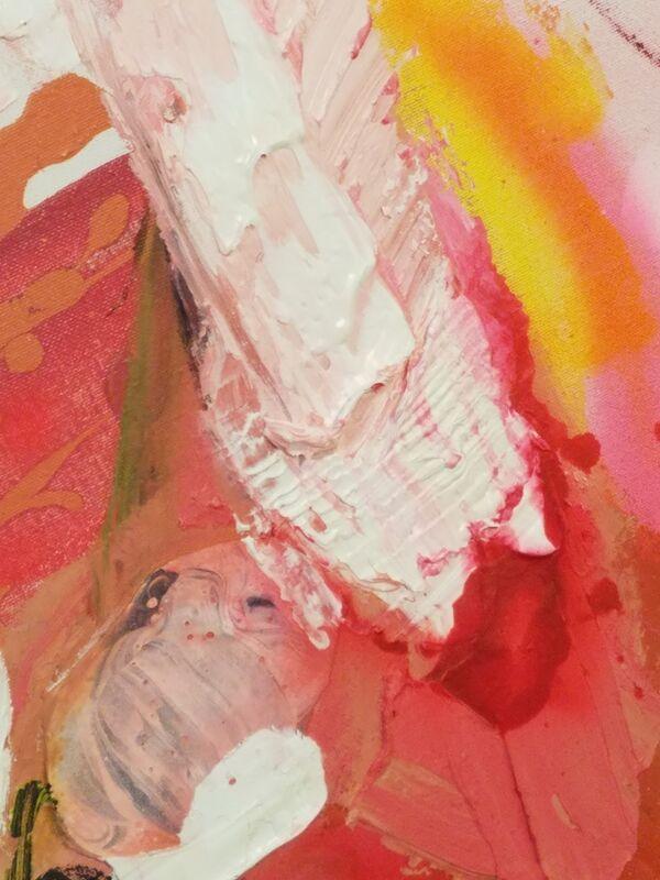 Richard Neal, 'Contigo', 2019, Painting, Oil/Enamel/Canvas, Miller White Fine Arts