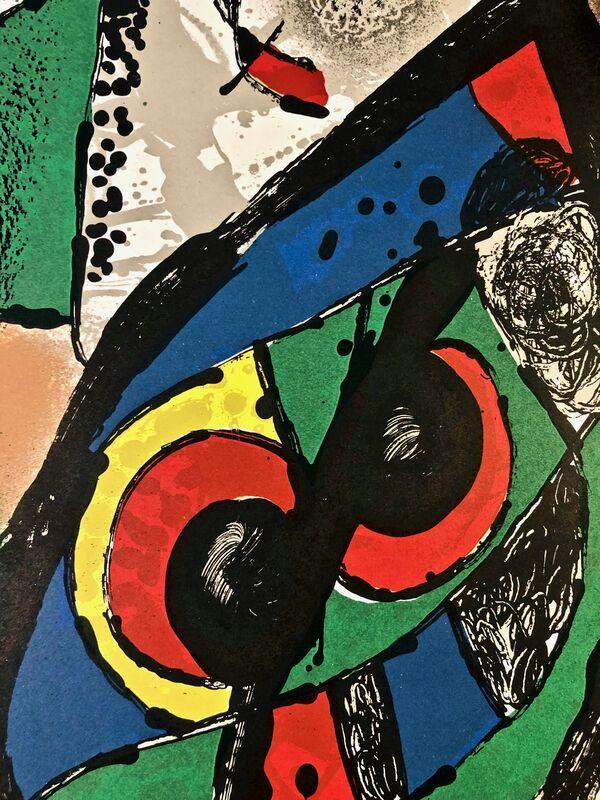 Joan Miró, 'Lithographie Originale I', 1981, Print, Original Lithograph, Inviere Gallery