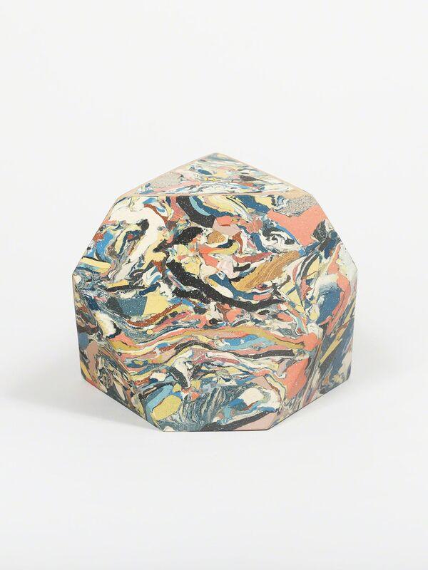 Cody Hoyt, 'Truncated Tetrahedron Vessel', 2016, Sculpture, Ceramic, Patrick Parrish Gallery