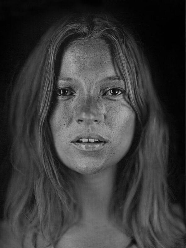 Chuck Close, 'Untitled (Kate - 18)', 2005, Print, Archival pigment print, Adamson Gallery