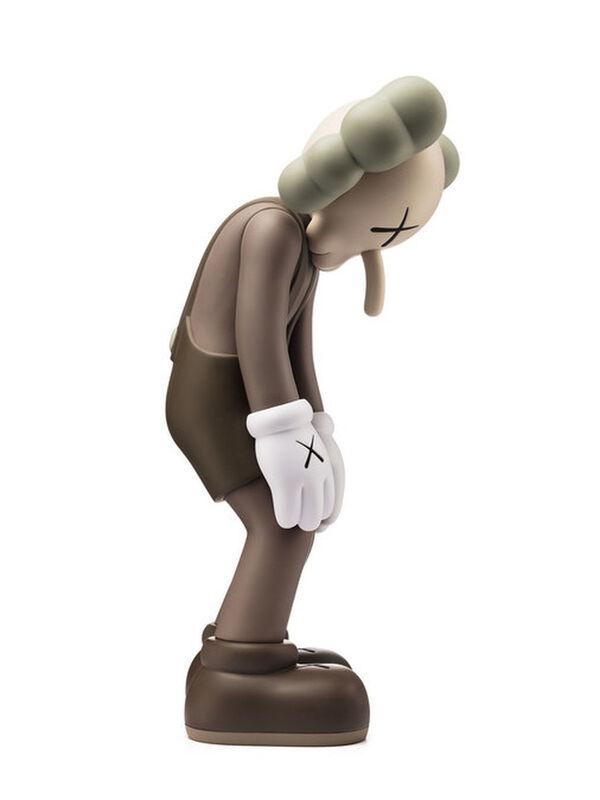 KAWS, 'Small Lie - Brown', 2017, Sculpture, Vinyl paint, Resin, DECORAZONgallery