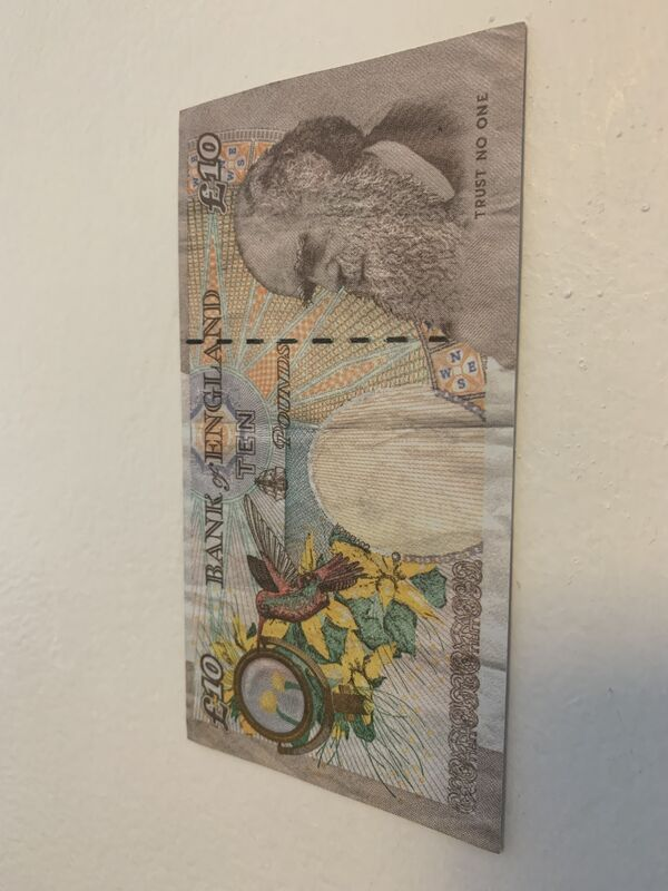 Banksy, 'GENUINE, BANKSY DI-FACED TENNER, SET OF TWO', 2004, Print, Offset lithograph in colours, Arts Limited