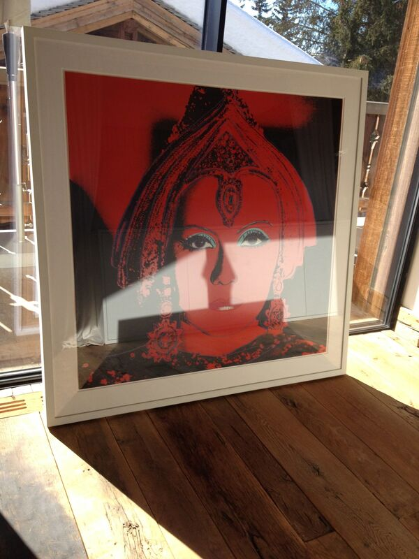 Andy Warhol, 'Myths: The Star', 1981, Print, From the portfolio of ten screenprints with diamond dust on Lenox Museum Board, Coskun Fine Art