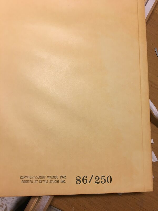 Andy Warhol, 'Mao F&S II.97', 1972, Print, Screenprint on Beckett High White Paper, Fine Art Mia