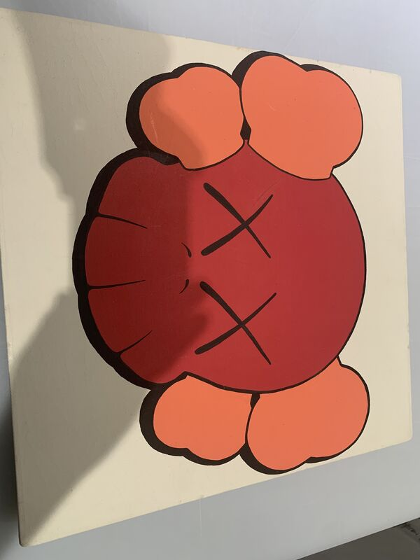 KAWS, 'Untitled', 1999, Painting, Oil Painting, Visioner