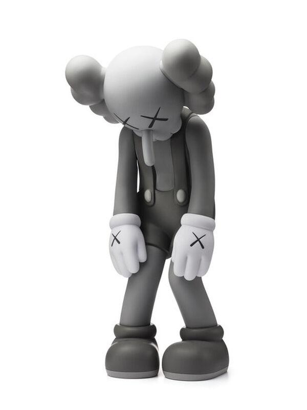 KAWS, 'Small Lie - Grey', 2017, Sculpture, Vinyl paint, Resin, DECORAZONgallery