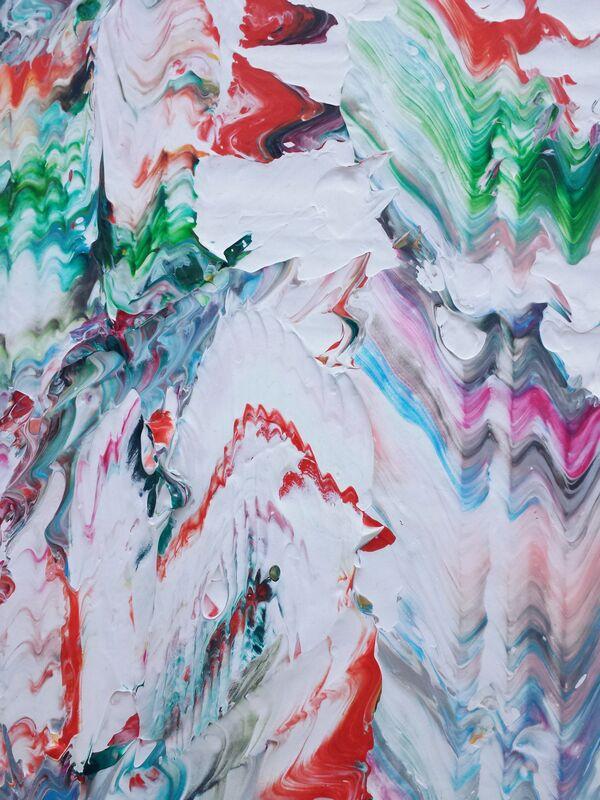 Robert Standish, 'Alpine', 2018, Painting, Acrylic on Canvas, Mark Moore Fine Art