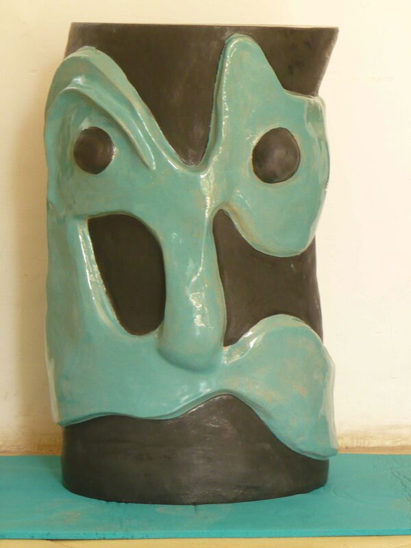 Elizabeth Garouste, 'Footi', 2012, Design/Decorative Art, Fired stoneware, Granville Gallery