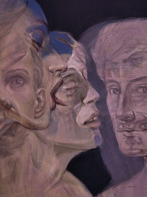 Henri Deparade, 'Dream of Paris', 2019, Painting, Oil on canvas, Accesso Galleria