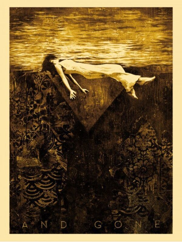 Shepard Fairey, 'Americana Box Set: Clementine', 2012, Print, Screenprint on paper, Taglialatella Galleries