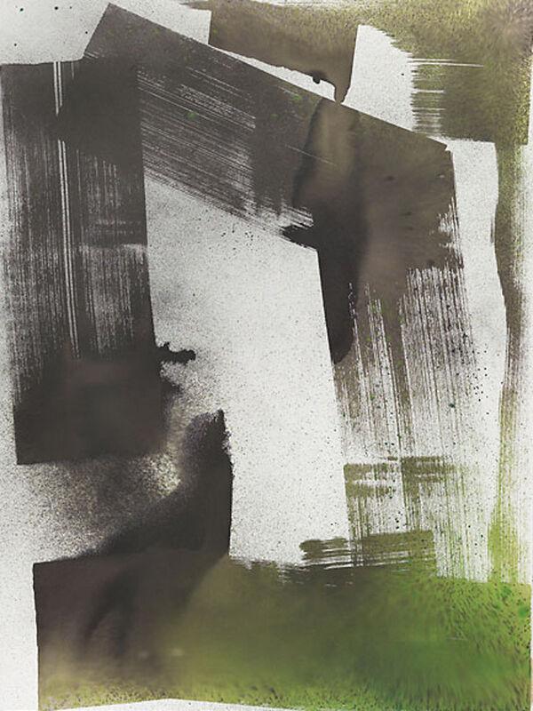 Max Frintrop, 'untitled (Ossature)', 2015, Mixed Media, Berthold Pott