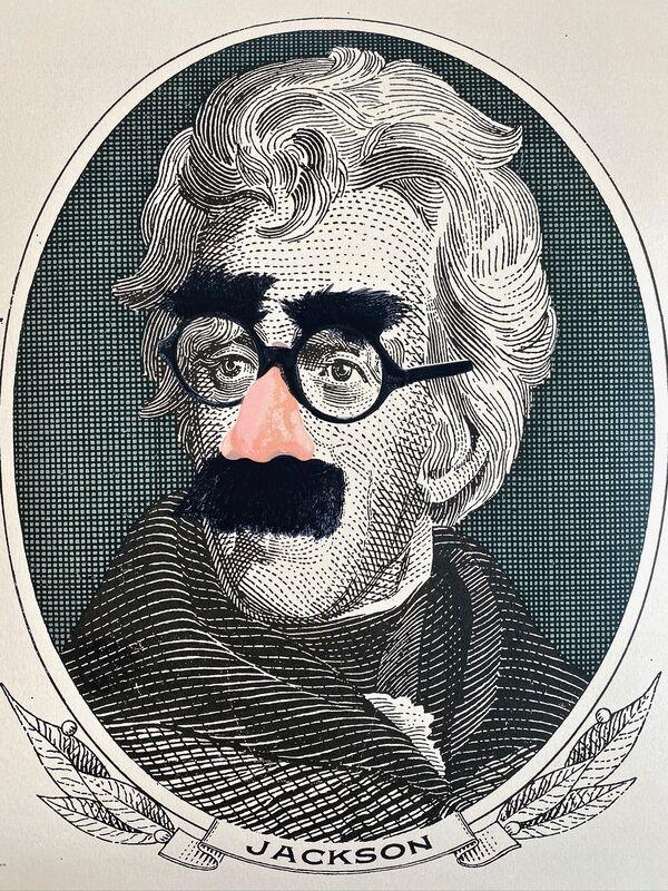 Mr. Brainwash, 'Incognito', 2019, Print, Silkscreen on paper, Artsy x Forum Auctions