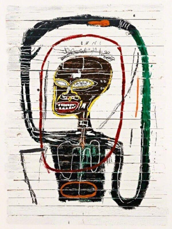 Jean-Michel Basquiat, 'Flexible ', 1984/2016, Print, Silkscreen, Maddox Gallery