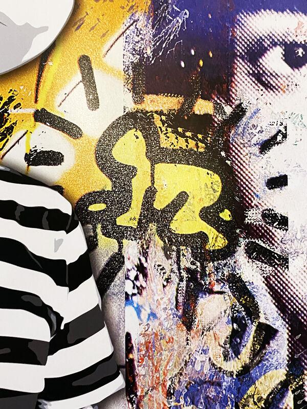 Mr. Brainwash, ''Picasso'', 2011, Print, Original lithograph print on satin poster paper., Signari Gallery