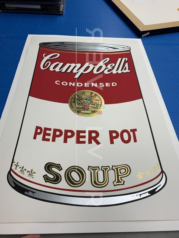 Andy Warhol, 'Campbell's Soup: Pepper Pot (FS II.51)', 1968, Print, Screenprint on Paper, Revolver Gallery