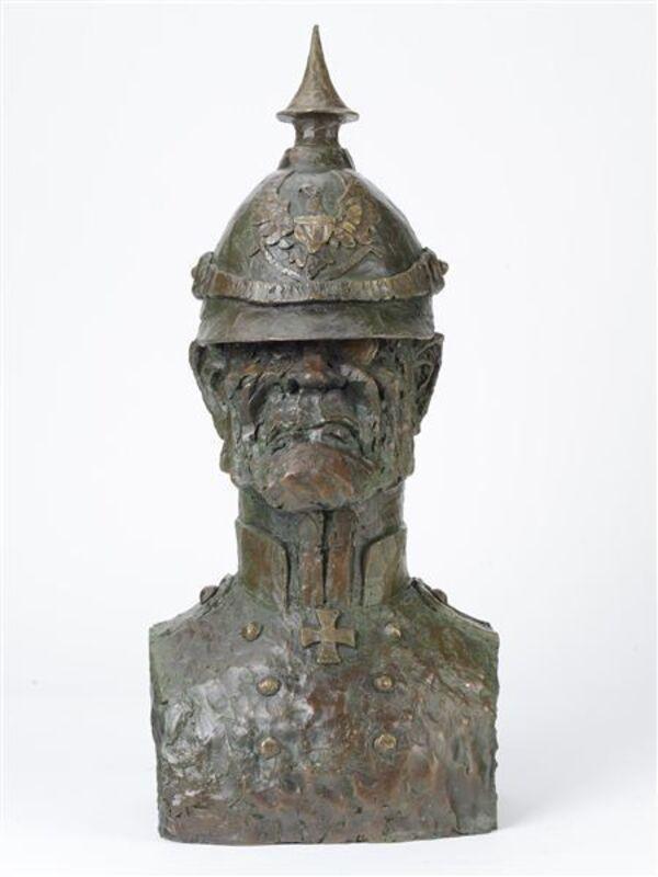 Pat Oliphant, 'Rumsfeld, 9/9 ', 2006, Sculpture, Bronze, Gerald Peters Gallery