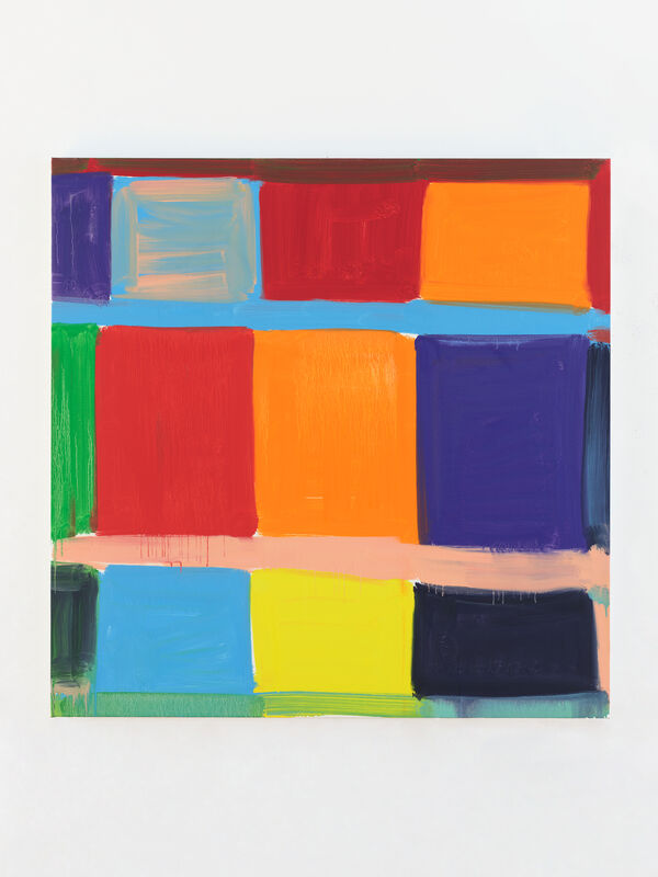 Stanley Whitney, 'Stay Song 67', 2019, Painting, Oil on linen, Galerie Nordenhake