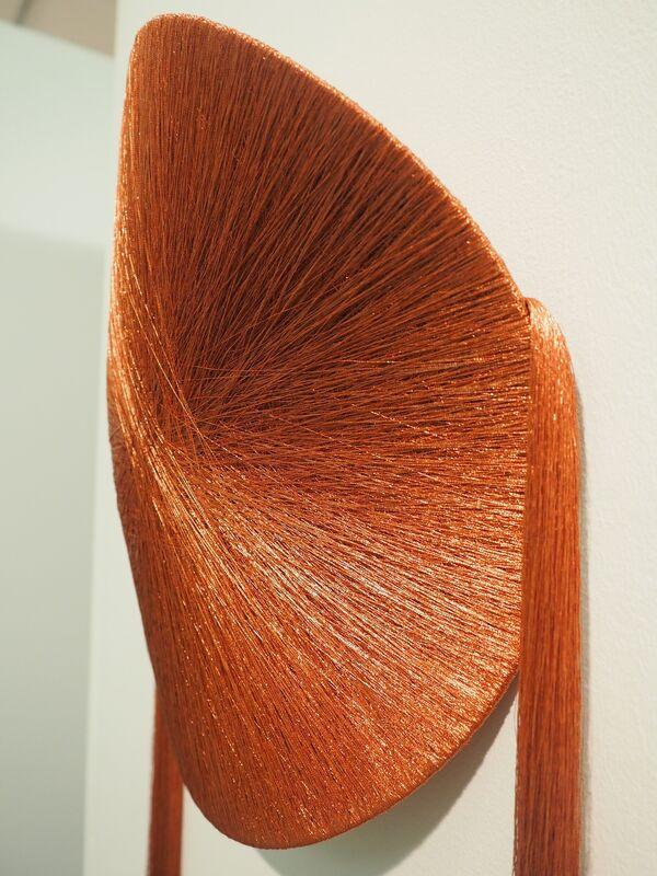 Alice Anderson, 'Vinyl', 2016, Sculpture, Vinyl and copper wire, Collectionair