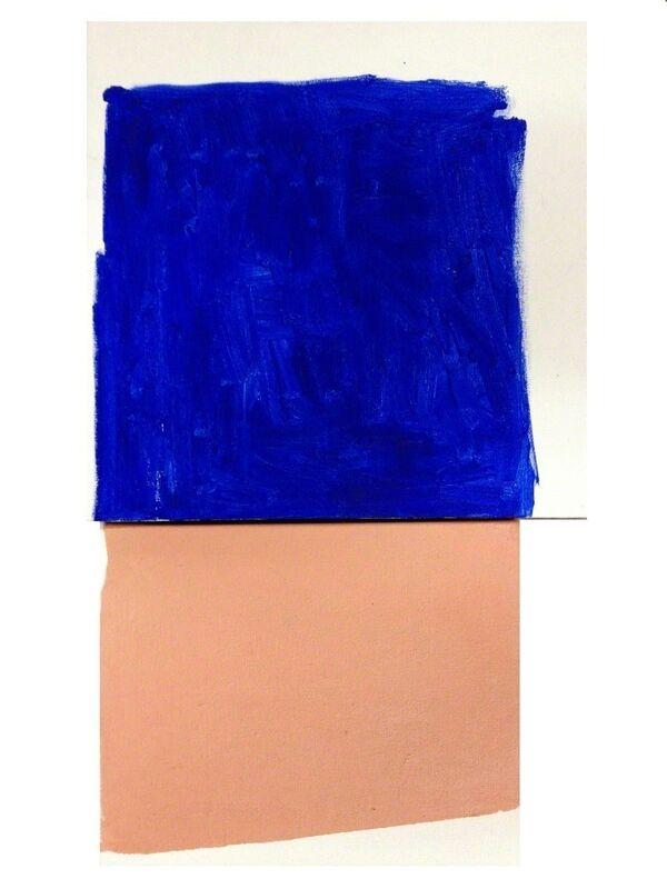 Michelle Magot, 'Intervention', Painting, Oil on linen, Galería Forum