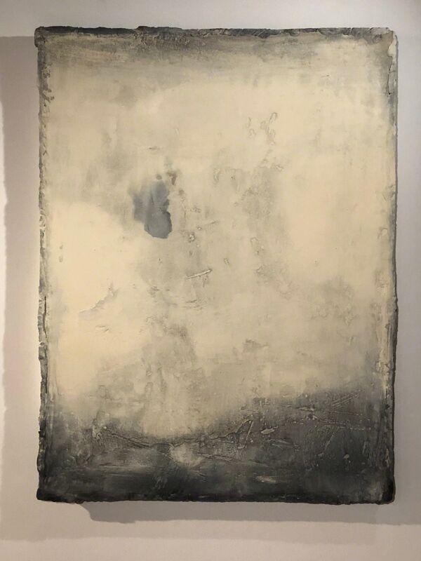 Ilene Dunn, 'Form', 2017, Painting, Concrete and Pigment, Aspen Art Museum Benefit Auction