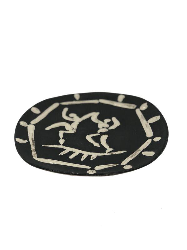 Pablo Picasso, 'Deux danseurs (A.R. 380)', 1956, Design/Decorative Art, Ceramic, Hirth Fine Art