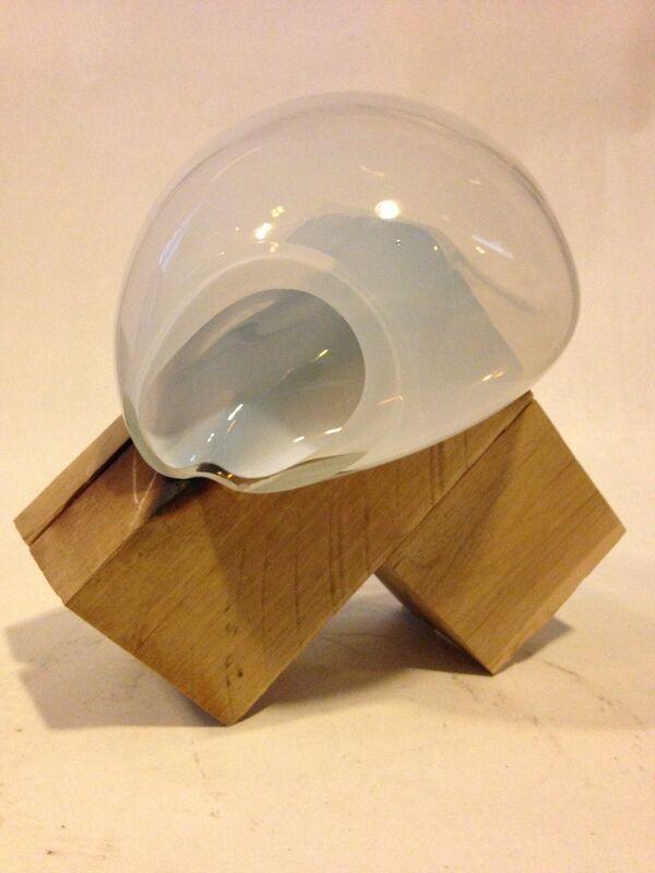 Morgane Tschiember, 'Bubble', 2012, Sculpture, Wood, glass, Tracy Williams, Ltd.