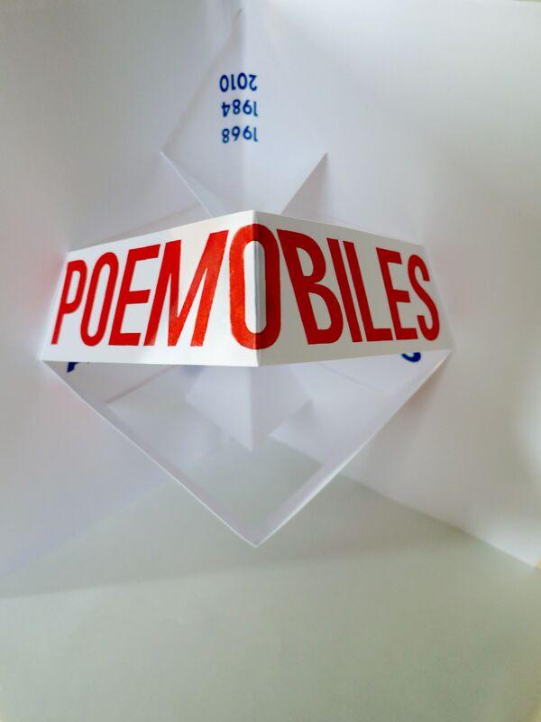 Julio Plaza, 'Poemóbiles', 1974, Drawing, Collage or other Work on Paper, Galeria Marília Razuk