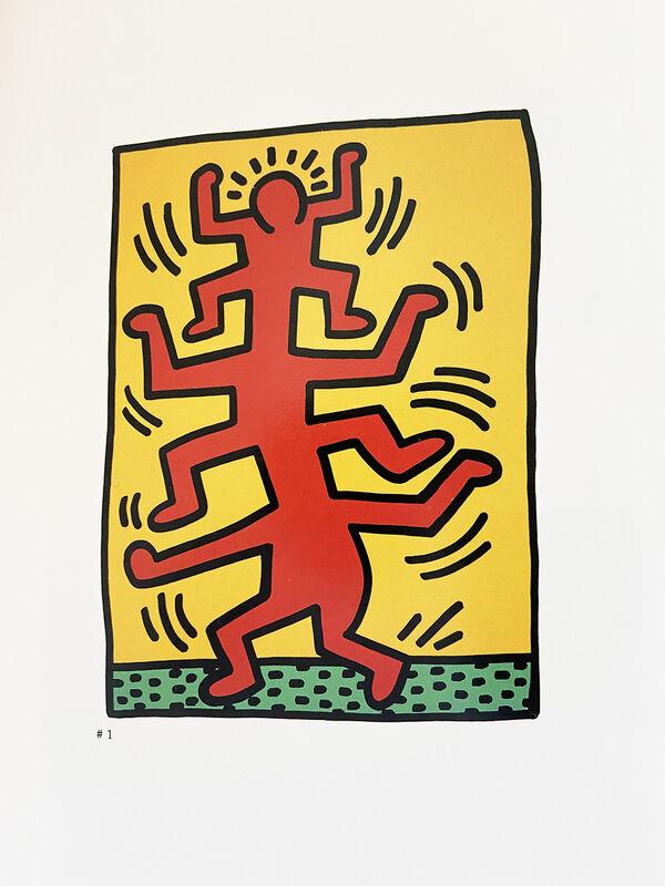 Keith Haring, 'Keith Haring Los Angeles 1988', 1988, Ephemera or Merchandise, Exhibition catalog, Lot 180